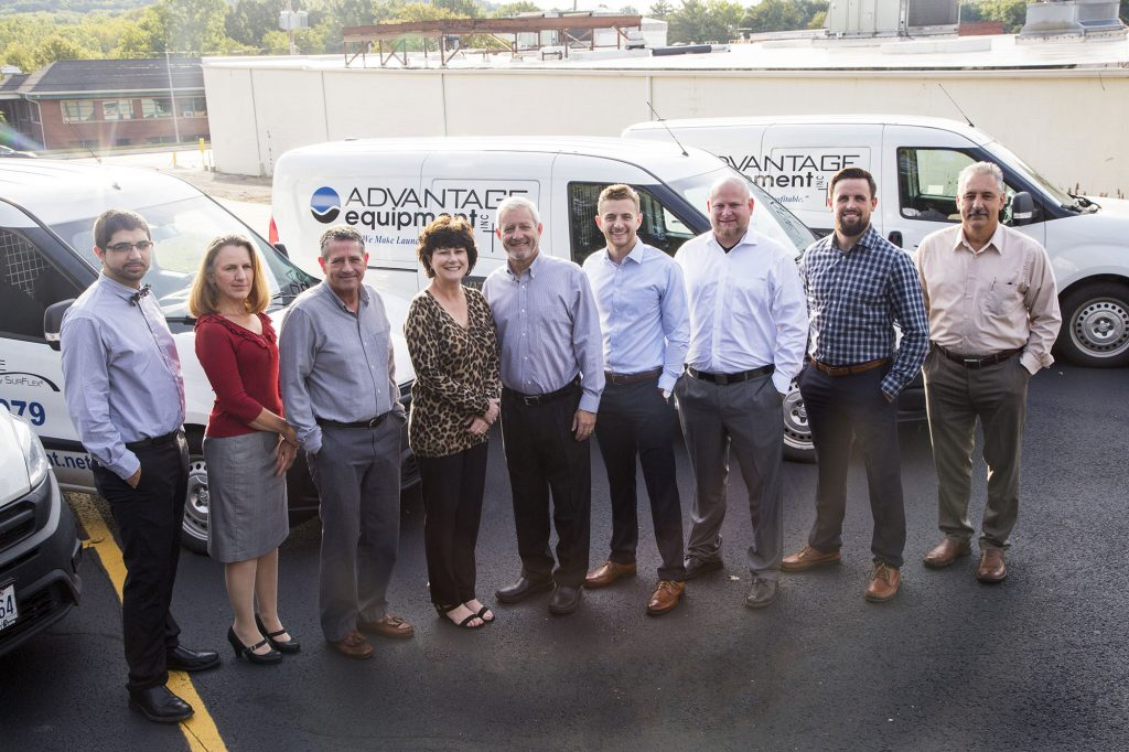 Advantage Equipment group photo