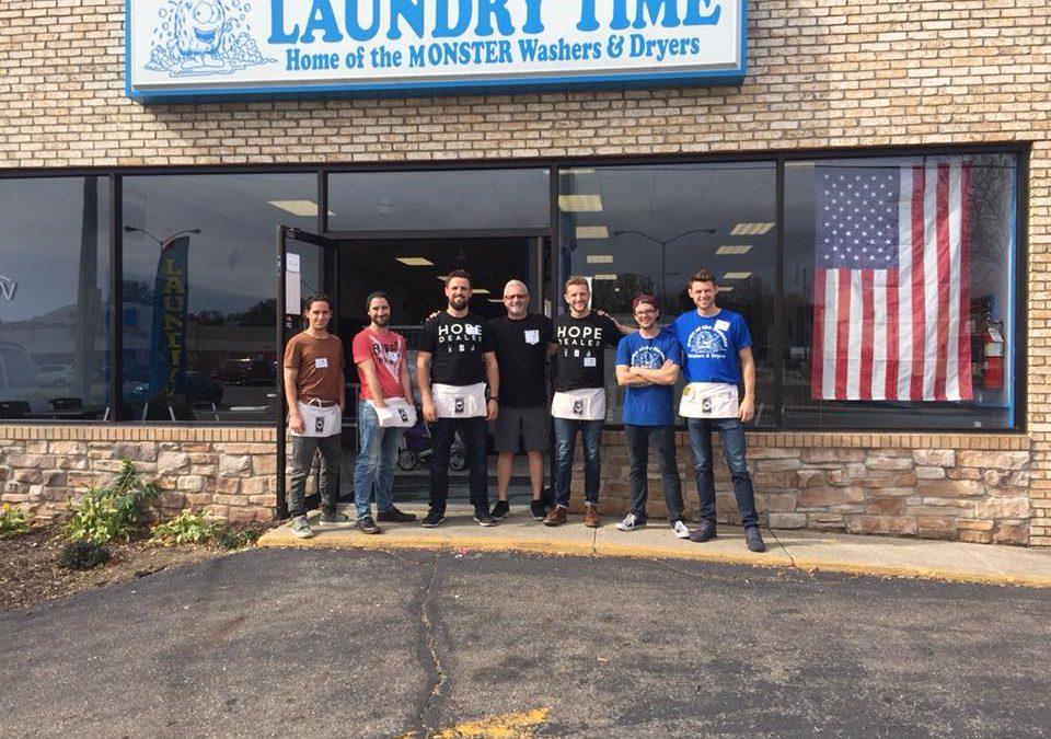 Advantage Equipment Laundry Project
