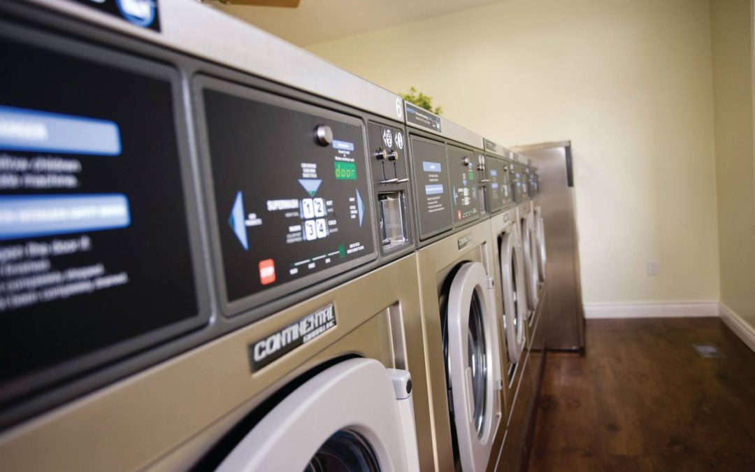 5 Reasons You Should Open A Coin Operated Laundromat