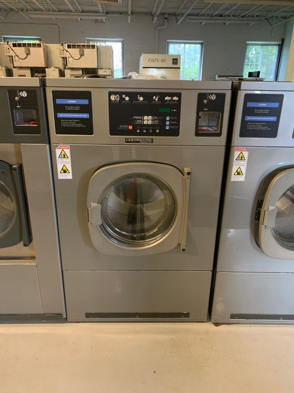 Used Coin Operated Continental Girbau RMG055 Washer