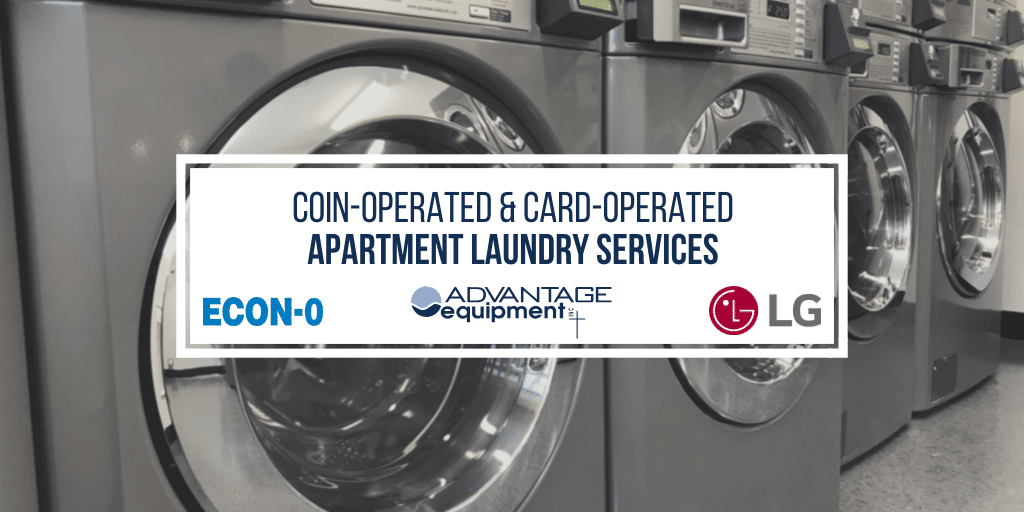 Laundry Service For Apartments & Multi-Family Properties