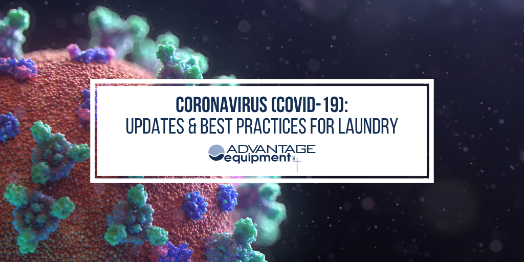 COVID-19 Update: Best Laundry Practices for Coronavirus