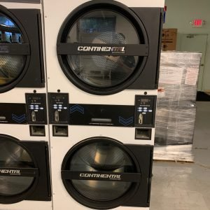 Used Coin Operated Gas Dryer for laundromats - KTT30 - Continental Girbau