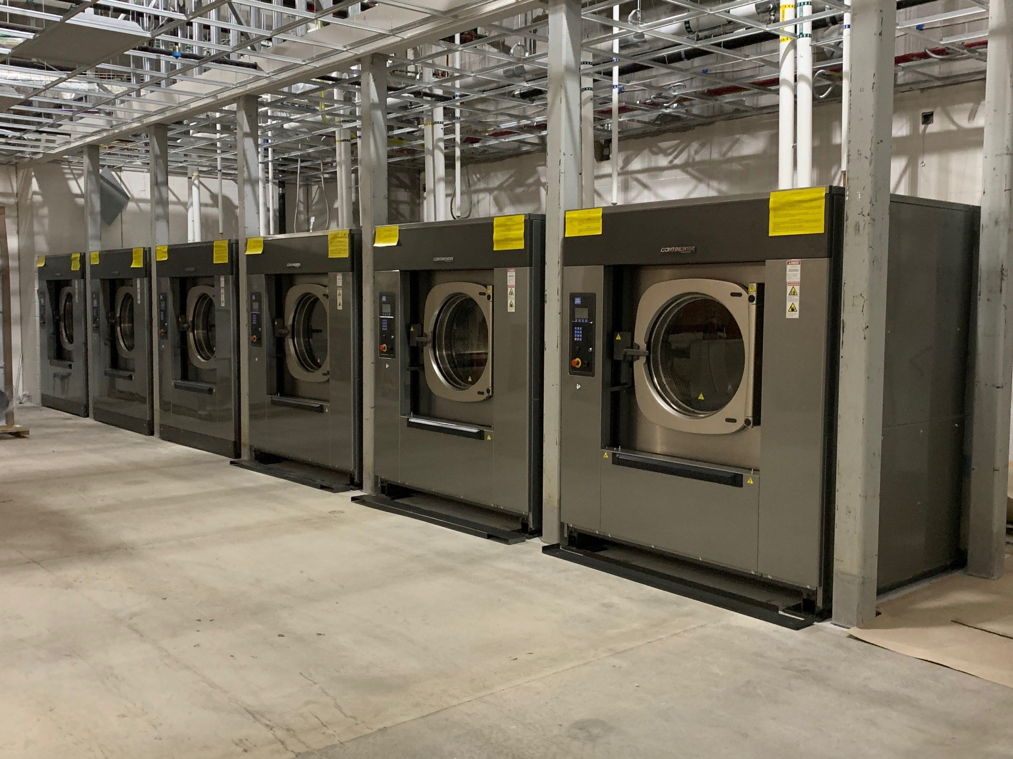 Continental Girbau Commercial Washers