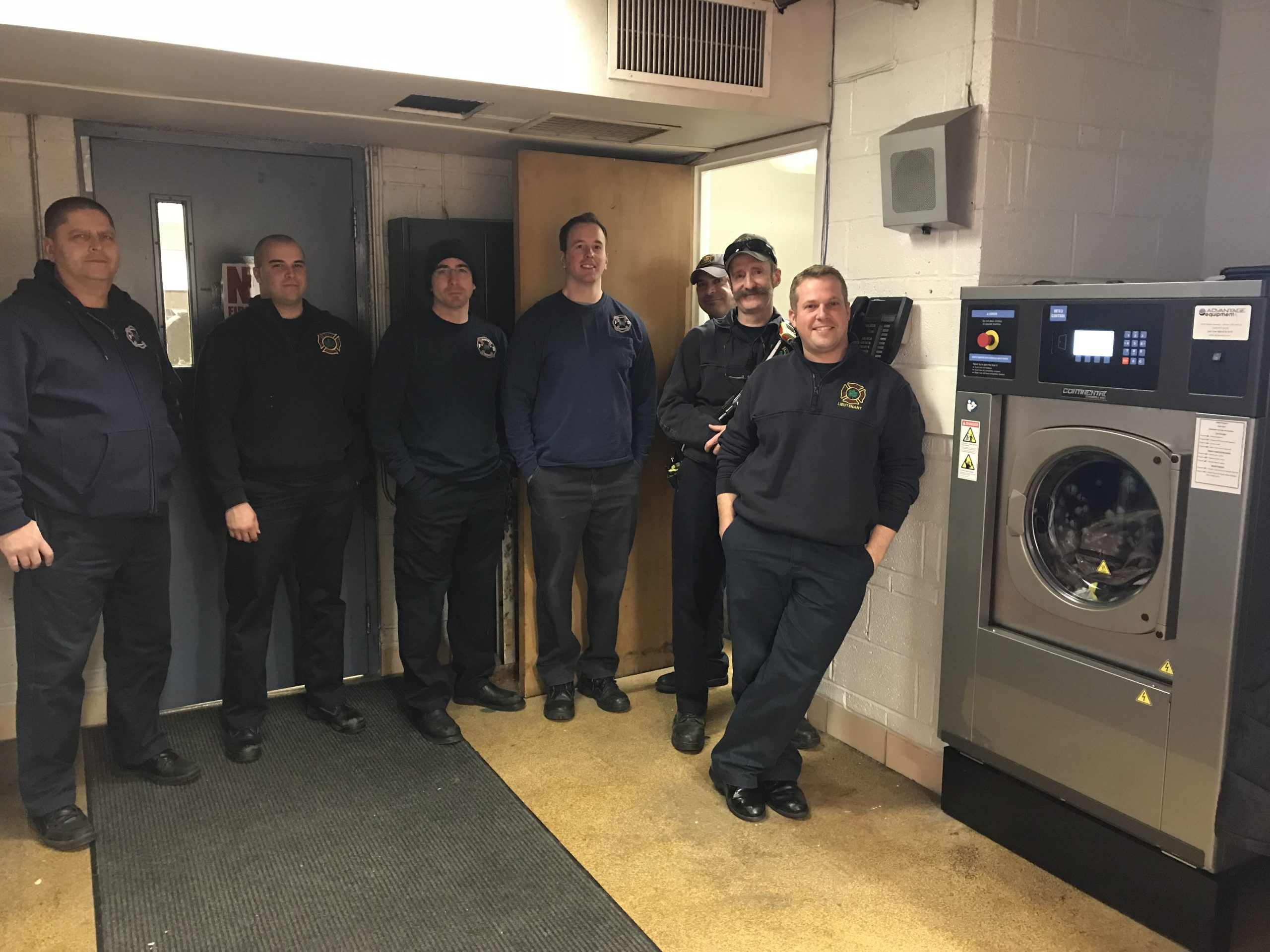 Maple Heights Fire Department Buys Near Turnout Gear Washer-Extractor